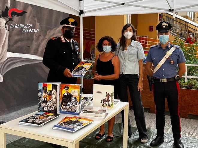 Zen Book Festival Dono Carabinieri