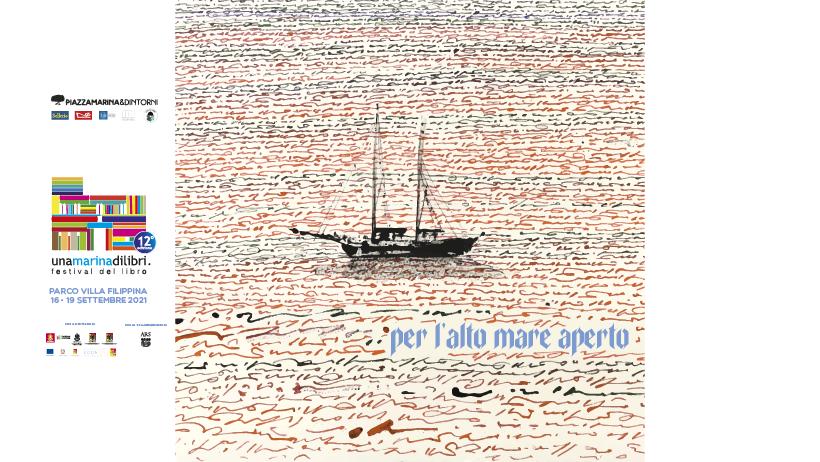 Una Marina Di Libri Verso Dante