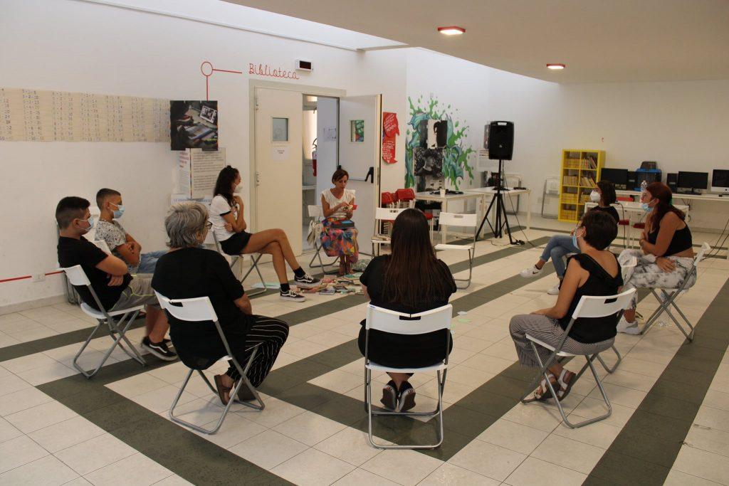 Zen Book Festival Incontro Adolescenti