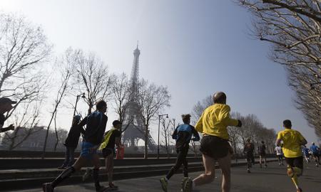 correre a parigi