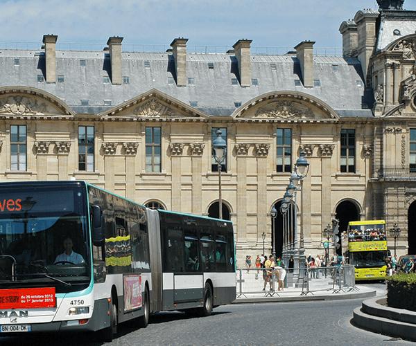 bus di parigi