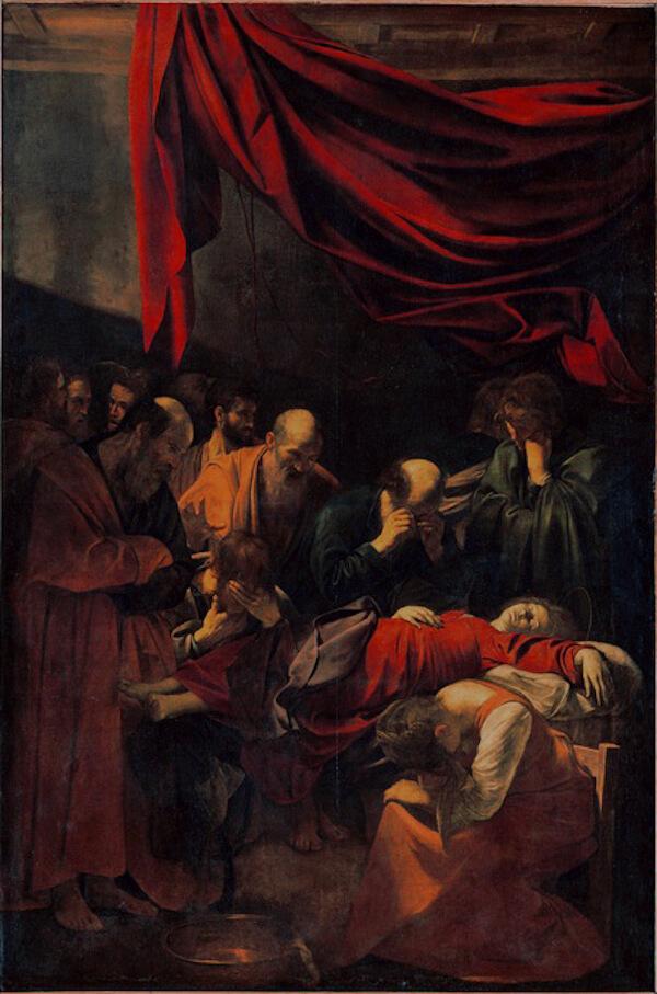 Morte della Vergine Caravaggio