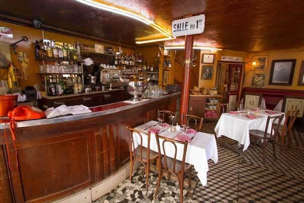 Ristorante tipico Parigi