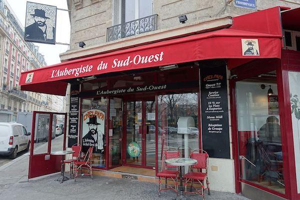 Chez Papa Parigi