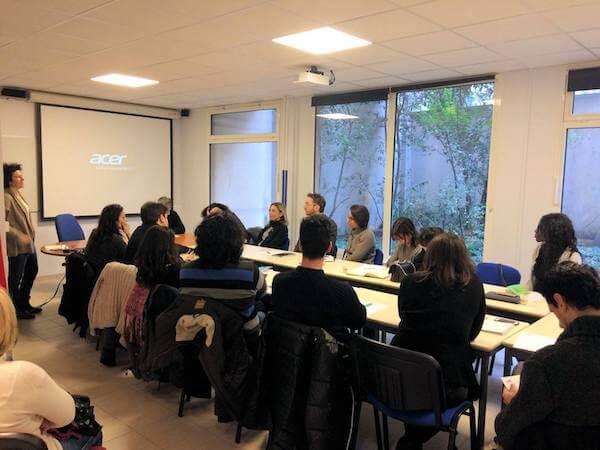 Incontro autoentrepreneur ACLI Parigi