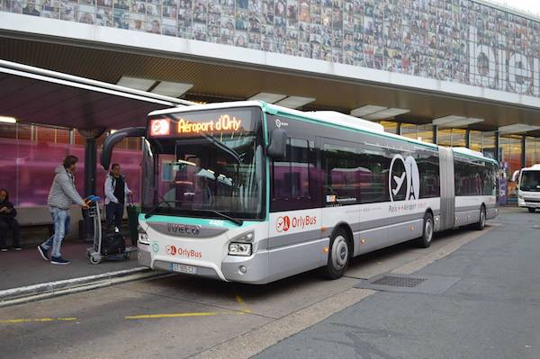 Orlybus aeroporto Parigi Orly