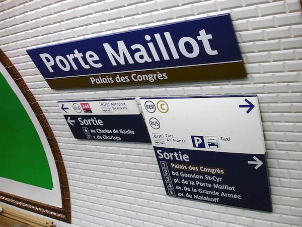 Navetta Porte Maillot aeroporto Beauvais