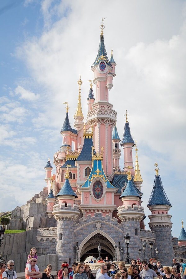 Castello Disneyland Paris