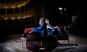 Musica Nuda Petra Magoni e Ferruccio Spinetti a Parigi