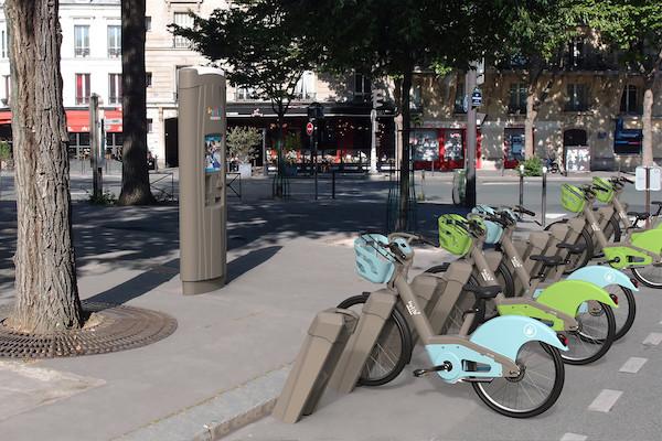 Velib' Metropole Parigi