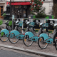 Parigi in bici