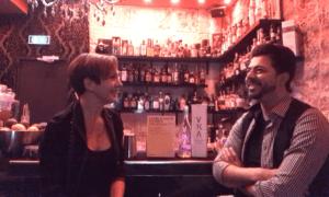 Portrait 4 un bartender a Parigi