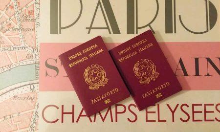 rinnovare il passaporto in Francia