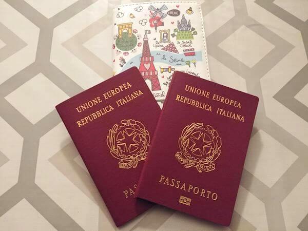Richiedere passaporto al Consolato di Parigi