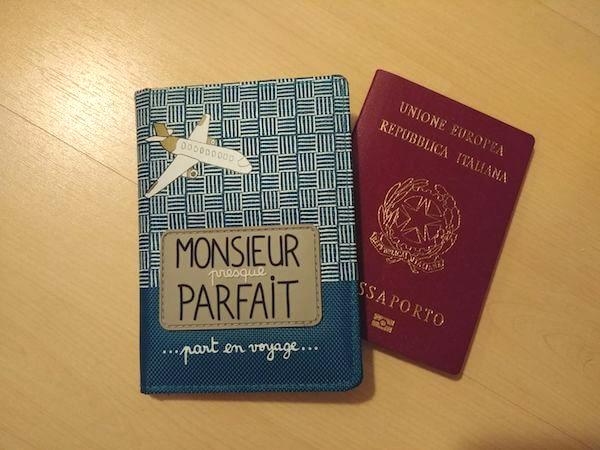 Rinnovo passaporto in Francia