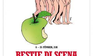 La nuova creazione di Emma Dante, Bestie di scena a Parigi