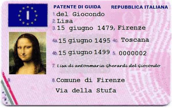 Convertire patente italiana in patente francese