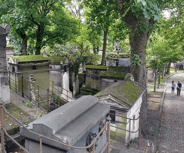 cimiteri monumentali di parigi