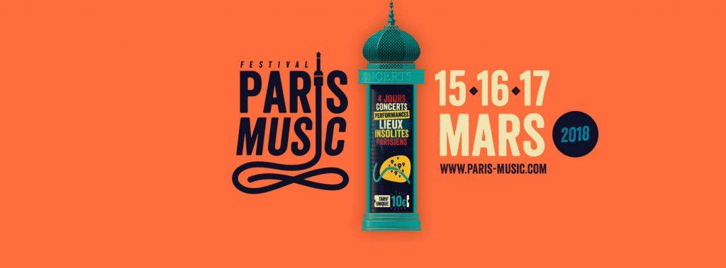 Marzo a Parigi significa risvegli, significa musica!