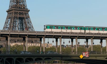 sciopero dei trasporti di parigi