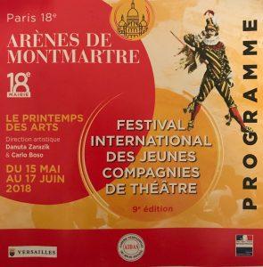 Commedia dell'arte ma non solo in scena a Montmartre