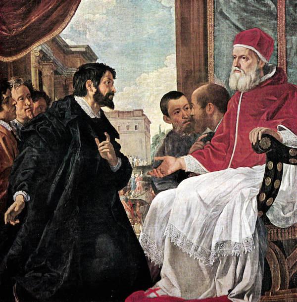 Michelangelo e papa Giulio II