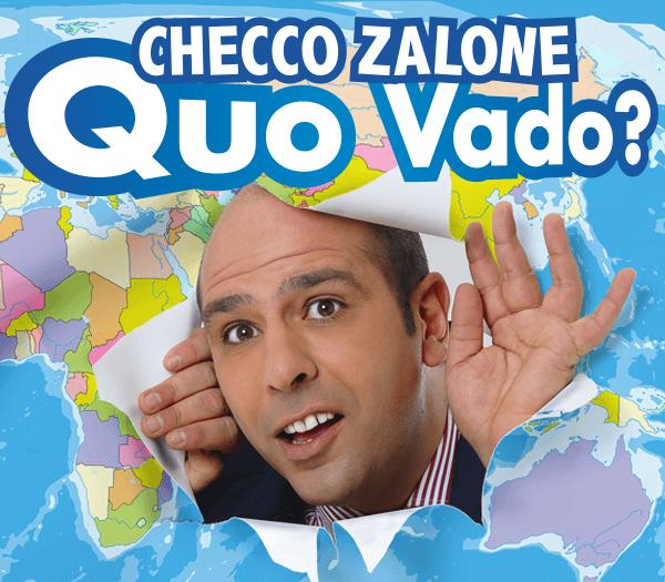 Checco Zalone Quo Vado?