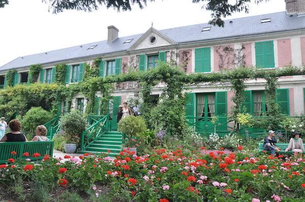 Giverny casa di Claude Monet