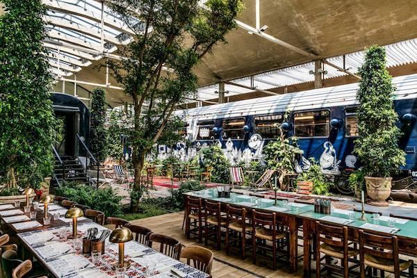 Station F Paris La Felicità