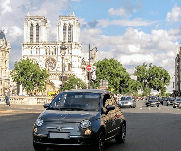 l'addio di Autolib' a Parigi