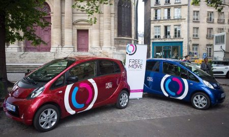Mobilib' à Parigi