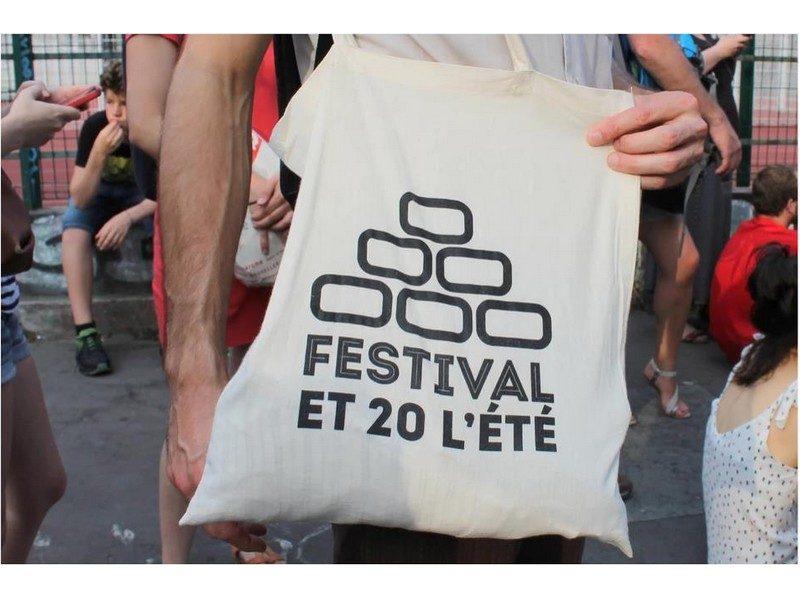 Festival ET 20 ÉTÉ - logo