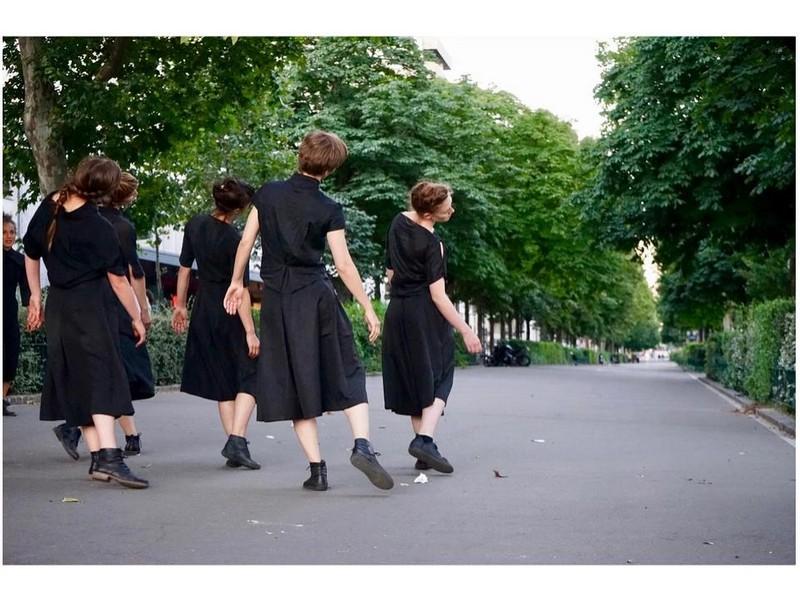 Festival ET 20 ÉTÉ: performance di danza.