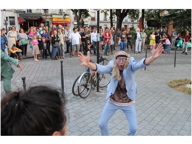 Festival ET 20 ÉTÉ : teatro di strada.