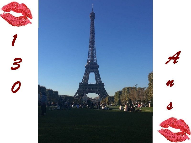Tour Eiffel Derosa 0