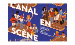 Locandina Canal en scène © Paris.fr