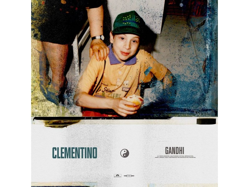Clementino e il singolo Gandhi.