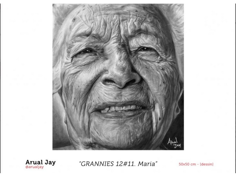 Arual Jay - Italian Art Paris 2019