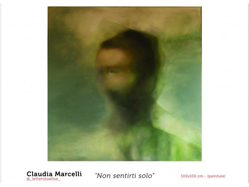 Claudia Marcelli - Italian Art Paris 2019
