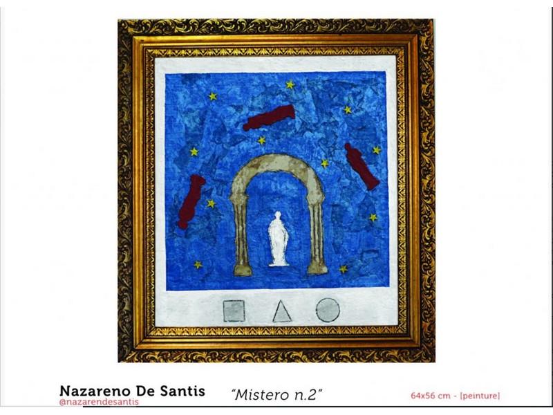 Nazareno De Santis - Italian Art Paris 2019