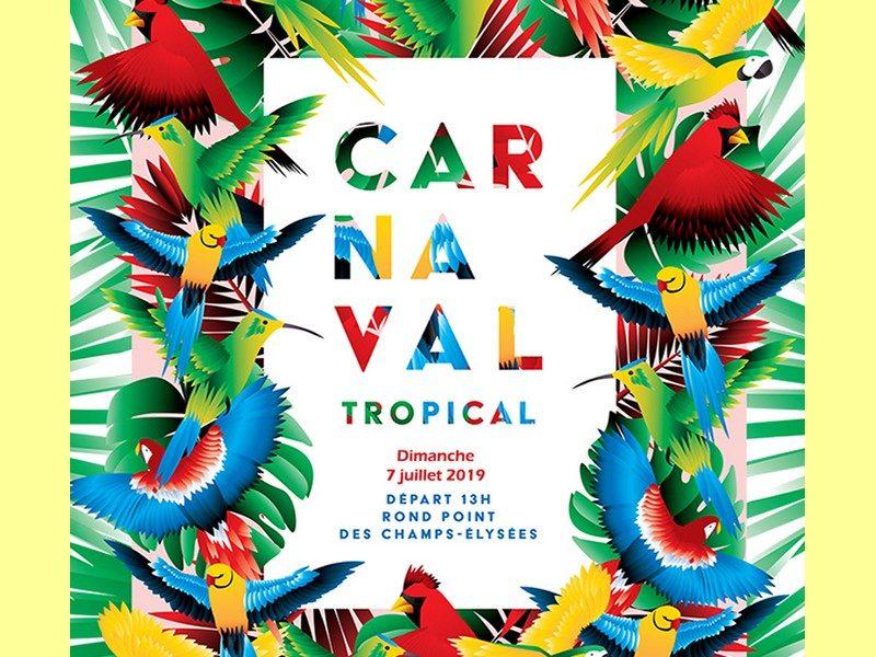 Carnaval Tropical Paris Derosa 0