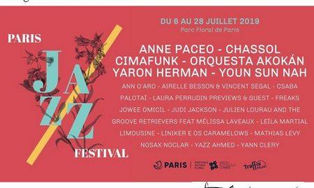 Parisjazzfestival Derosa 1