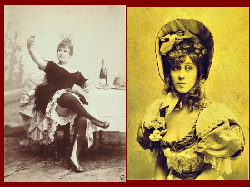 Moulin Rouge: La Goulue e Jane Avril