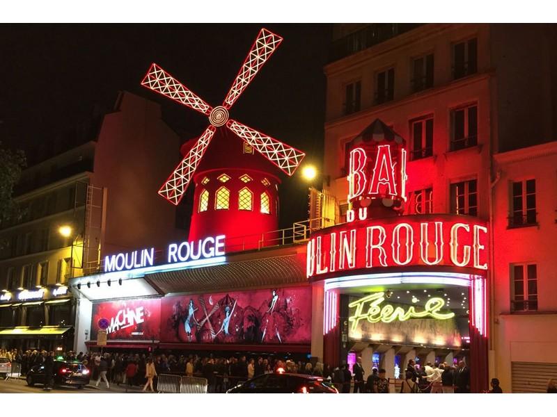 Moulin Rouge oggi