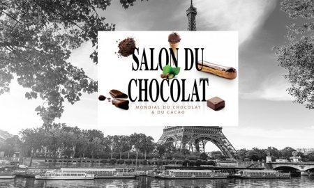 Salon du chocolat : locandina