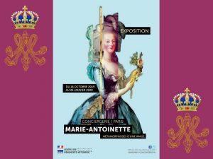 Locandina Mostra Maria Antonietta