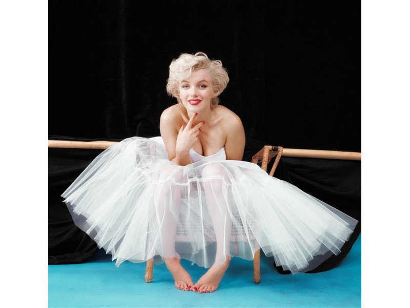 Expo Bon Dylan e Marilyn Monroe