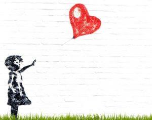 Banksy - Bimba Con Palloncino