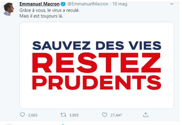 Fase 2 Macron