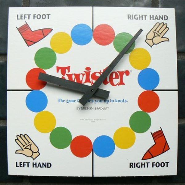 Bambini - Gioco Twister